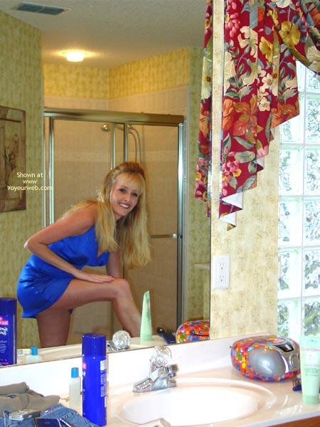 Pic #1 Summergirl Gettting Ready