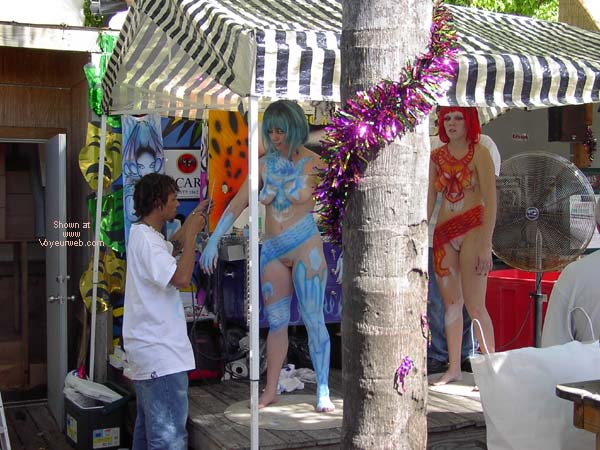 Pic #1 Key West Fantasy Fest 2002 #2