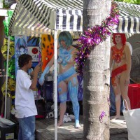 Key West Fantasy Fest 2002 #2