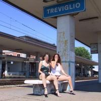 *GG Tiziana e Debby a Treviglio 2