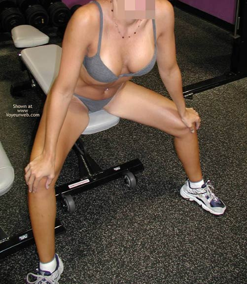 Pic #1 *WO Sav at The Gym 2