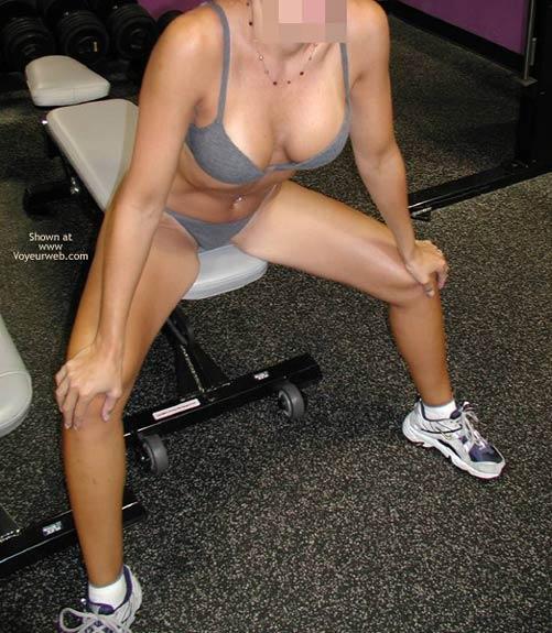 Pic #1 WO Sav at The Gym 2