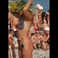 Nude Party At The Sea