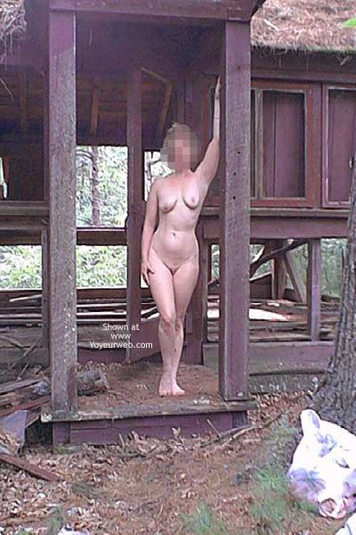 Pic #1 Bare Berry at the Ghost Cabins