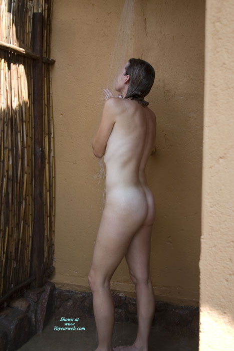 Shy Wife Gets Naked , Wife And I Went On Vacation To S. Africa. First Time She Has Ever Been Naked For The Camera.