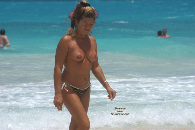 Orient Beach 2 , More Shots Of Some Mature Women...