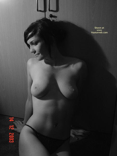 Pic #1 Young Girl In Bw