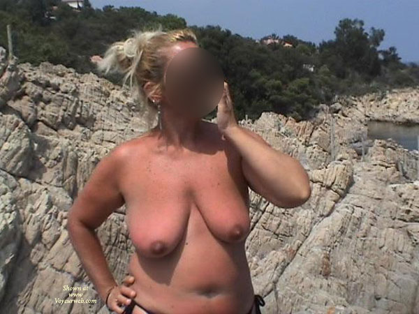 Titty Shows Off Again , Some Other Pics Of Me. I Must Have Put Up Too Much Weight, Yet I Love Showing Off And Teasing You ...