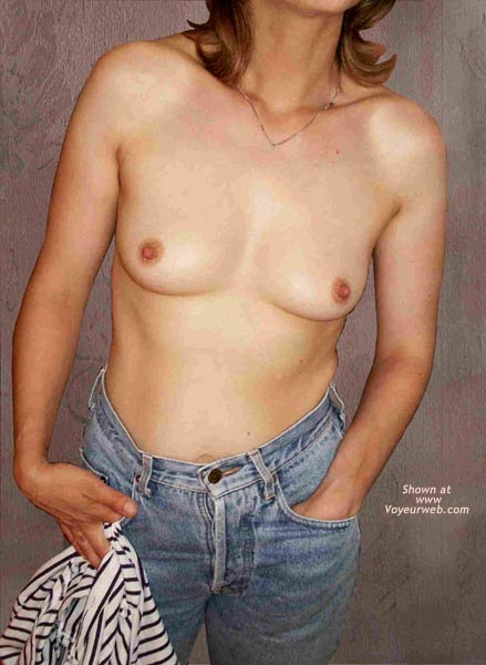 Pic #1 French Girl With Jeans