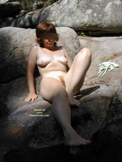 Pic #1 Redwife Out In The Nature