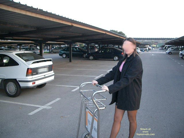 Pic #1 *Pl At The Barcelona Airport Parking