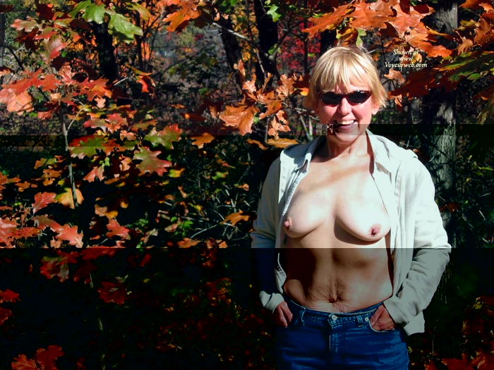 Bridget's Last Autumn , Thanks To Everyone Who Left Comments On Bridget's Last Pictures.  You Know How To Make This 50 Year Old Mom Feel Like A Kid Again.  These Are Just A Few Pictures We Took Last Autumn.  Hope You All Enjoy Them.