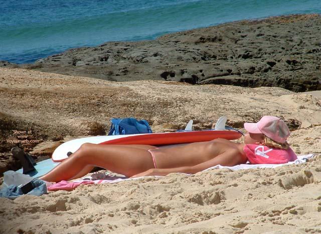 Pic #1 Beach Boobs !