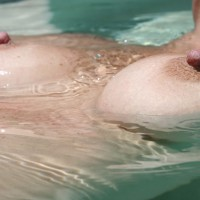 Eraser Nipples - Perky Nipples, Topless , Large Pointed Nipples, Floating Tits In Water, Nipples Erect, Long Erect Nipples, Gumdrop Nippies, Floating On Back Nipples Showing, Big Freckled Breasts, Breasts Floating In The Water, Boobs Ahoy, Swim Tits, Hard Nipple In Water