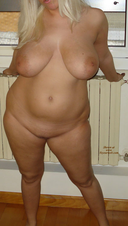 Italian Wife Tits And Ass , She's My Sexy Gf.. Here's Some Newest Pics Of Her Hot Body.. Her Big Tits (36FF) Now Are More Floppy But Ready To Be Squeezed.. I Love Also Her Fat Ass.. What Do You Mean Of Her?? More Pics Will Come Soon..