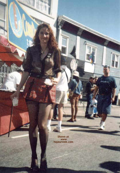 Pic #1 Folsom Street Fair, San Francisco 2002
