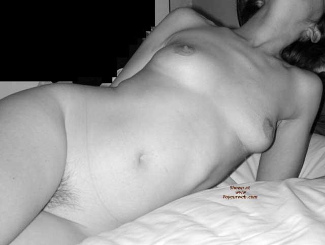 Pic #1 35 yo Tits in B&W