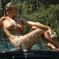 Car Wash Naked - Blonde Hair, Large Breasts, Milf, Naked Girl, Nude Amateur , Large Natural Breasts, Wet And Soapy, Wet Body, Soaping On Car, Nude Sexxy Mature Blonde Washing Car, Washing Car, Milf Body Wash, Pendulous Breasts, Girl & Car, Blond Pony Tail, Nude Reclining On A Volvo, Soapy Snatch, Pretty Feet