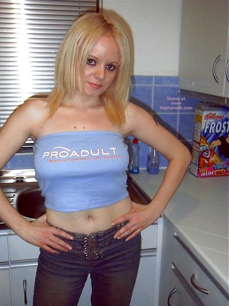 Pic #1 Do You Like Her ProAdult Teeshirt?
