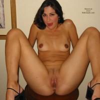 Katia Kit'S New Mesh Panties
