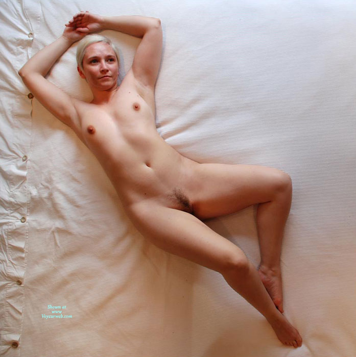 Naked Ballerina - Blonde Hair, Erect Nipples, Landing Strip, Long Hair, Small Tits, Naked Girl, Nude Amateur, Small Areolas , Showing Armpits, Smooth White Skin, Artistic Nude, Overhead Shot Of Reclining Blonde, Dreamy Nude, Small Dark Areolas, Top View Reclining, Hands Toching Over Head, Left Foot Touching Right Calf, Indoor Full Nude, Overhead Shot, Back On Fabric, Hands Touching Over Head, Right Calf Touching Left Foot, Long Pubic Hair Landing Strip, Short Straight Blond Hair