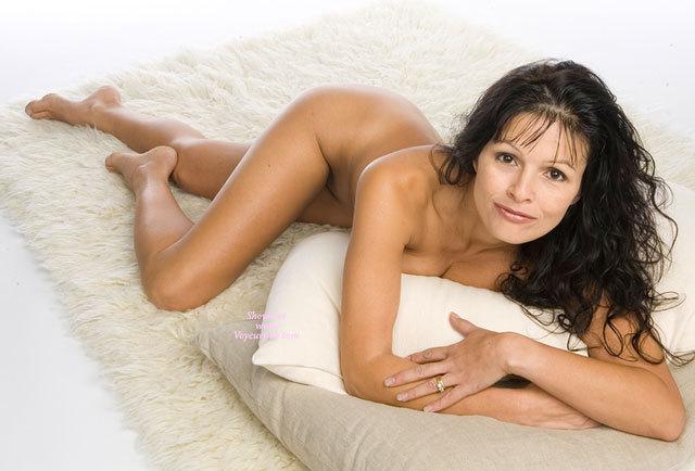 Nude Milf Lying On Stomach - Black Hair, Brunette Hair, Long Legs, Milf, Naked Girl, Nude Amateur , Firm Butt, Brunette Lady With Curly Hair, Lying On Floor, Longing Eyes, Long Slender Legs, Artistic On White