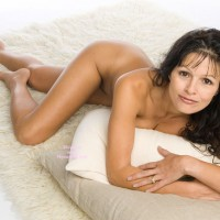 Nude Milf Lying On Stomach - Black Hair, Brunette Hair, Long Legs, Milf, Naked Girl, Nude Amateur , Firm Butt, Brunette Lady With Curly Hair, Lying On Floor, Longing Eyes, Long Slender Legs, Artistic On White