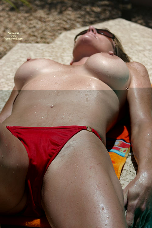 Pic #1Love Laying Out