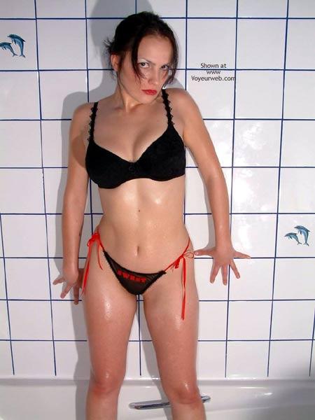 Pic #1 Changov/Lucy Lix Takes a Bath 2