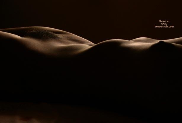 Dark Shadows , Dark Shadows, Flat Tummy, Pubic Mound, Small Pointy Nipple