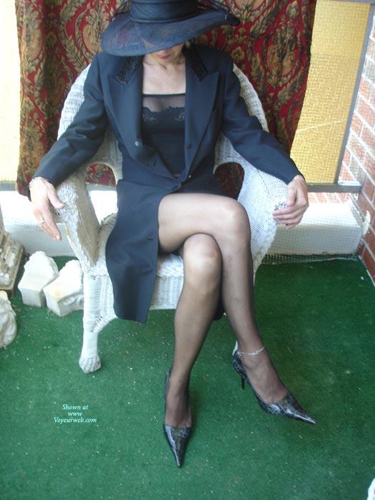 Monicas Black Hat - June, 2008 - Voyeur Web Hall Of Fame-8949
