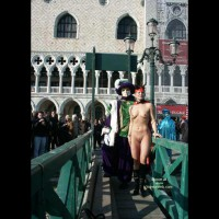Elise at The Carneval of Venice