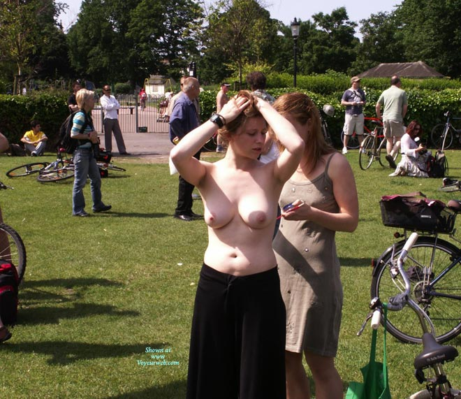World Naked Bike Ride 2008 , I Went Along To The WNBR In Brighton UK, Here Are Some Photographs That I Took At The Event.