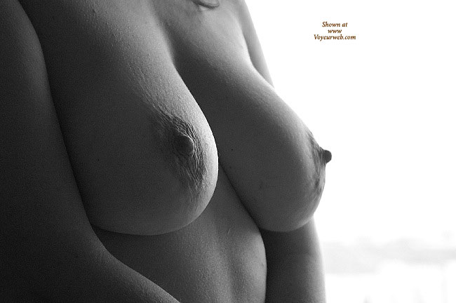 Artsy Black And White Tits - Natural Tits , Nice Naturals, Black And White Photo, Pure Boobs, Closeup Tits, Black And White, Large Aereola, Nice Nipples, Tits In Black And White
