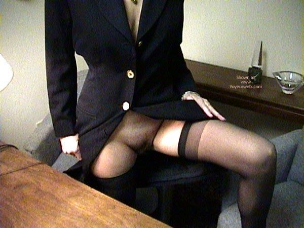 Pic #1 Sy Sexy Secretary