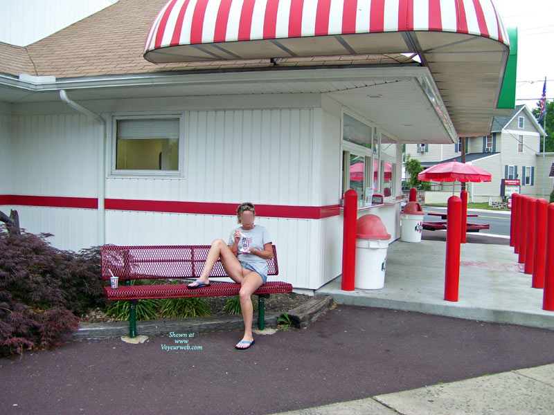 Philly Girl (Formerly She Likes It) , We Stopped At Rita's For Some Ice On The Way To The Lake. Hope You Like !