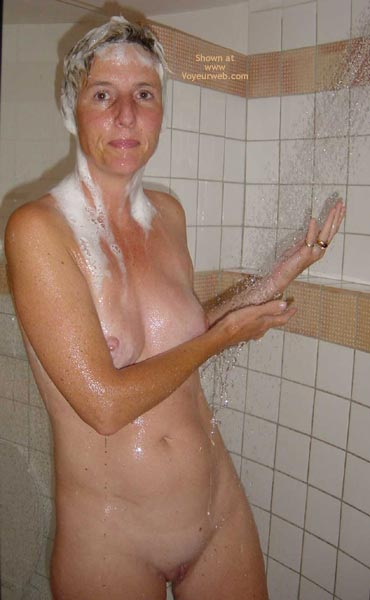 Pic #1 SH Relaxing Shower After Great Sex Time