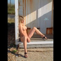 Outdoor MILF Nude Profile - Big Tits, Blonde Hair, Heels, Large Breasts, Milf, Nude Outdoors, Topless, Naked Girl, Nude Amateur , Sitting On A Porch, Country Dreaming, Sunning Her Pussy, Pierced Bellybutton, Nude, Pantiless, Black High Heel Sandals, Black Small High-heels, Large Full Breasts, Sitting With High Heels And Big Tits, Sitting On Porch