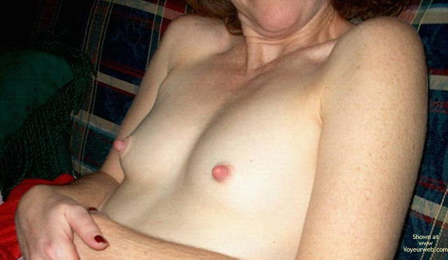 Pic #1 Wife's 34A Breasts