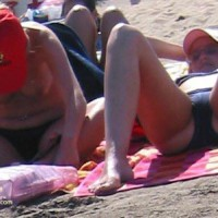 Grand Canaria Topless Beach Girls 1