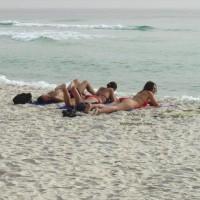 West Africa Beach