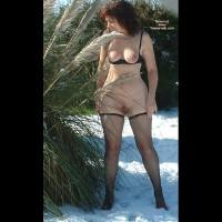 *OL Trish in Snow 28 Feb UK
