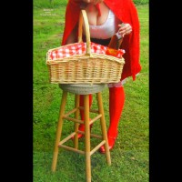 Little Red Riding Hood , A Little Red Riding Hood Inspired Afternoon.