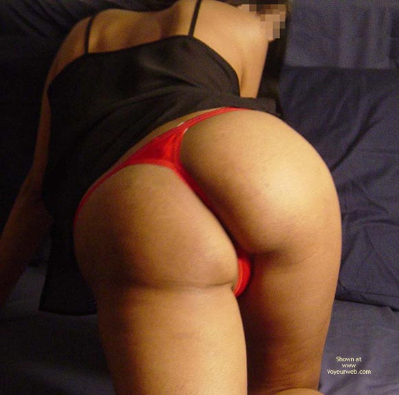 Pic #1 Colorful Panties Indian Couple