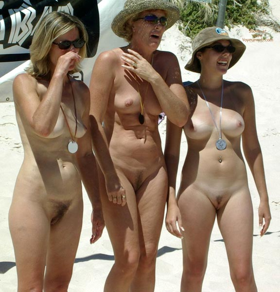 With Maslin beach nudist contest very