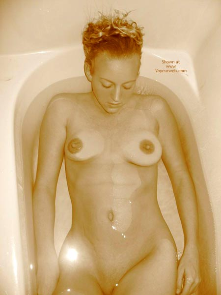 Pic #1 Bath Time