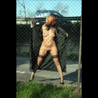 Flashing Open Coat - Flashing, Milf, Naked Girl, Nude Amateur , Full Frontal Nude Flash Outdoors, Black Coat, Black, Whale Net, Hold Up Stockings, Outdoor Flashing, Hot Milf Body, Black Stiletto Heels, Open Coat, Fenced Flasher, Naked Under Her Clothes