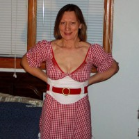 Janet as Dorothy From Kansas