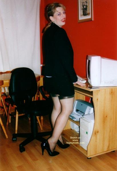 Pic #1 Sexy Secretary