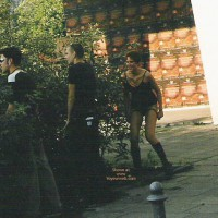 Girl Pee Berlin 1998
